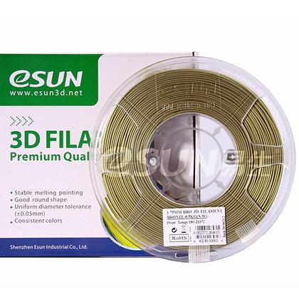 גליל פילמנט איכותי מתוצרת Esun מסוג eBronze במילוי ברונזה