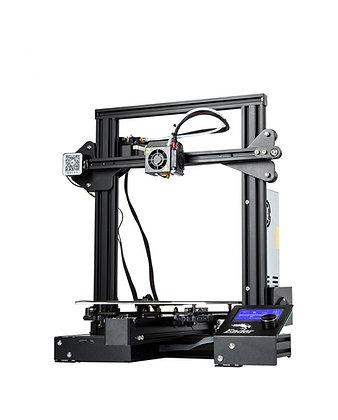 מדפסת תלת מימד מדגם Creality Ender 3 PRO