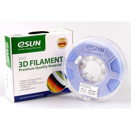 גליל פילמנט איכותי מתוצרת eSUN המשנה צבע מכחול בחום