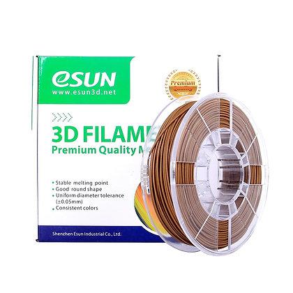 גליל פילמנט איכותי מתוצרת eSUN מסוג eBamboo בצבע טבעי