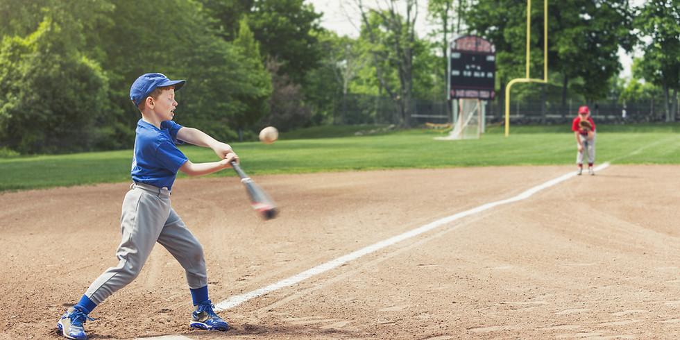 Baseball Hitting Fundamentals (8+)