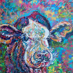 Magnificent Cow