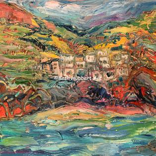 Cinque Terre By the Sea