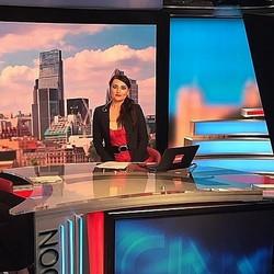 Wonderful day presenting _cnn _cnnpr cel