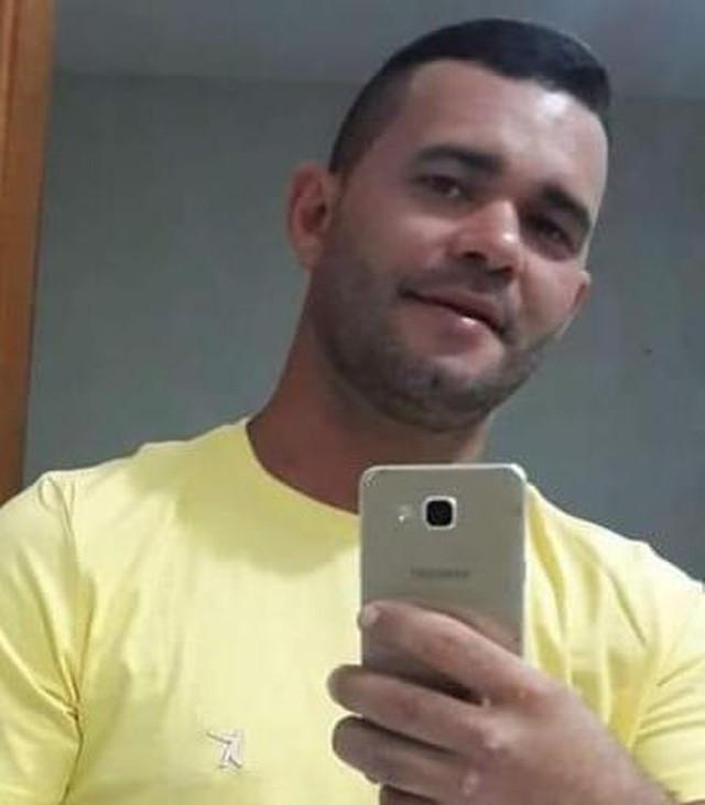 Paulo Roberto da Silva, de 36 anos, é procurado pela Polícia Civil do RN — Foto: Polícia Civil/Divulgação