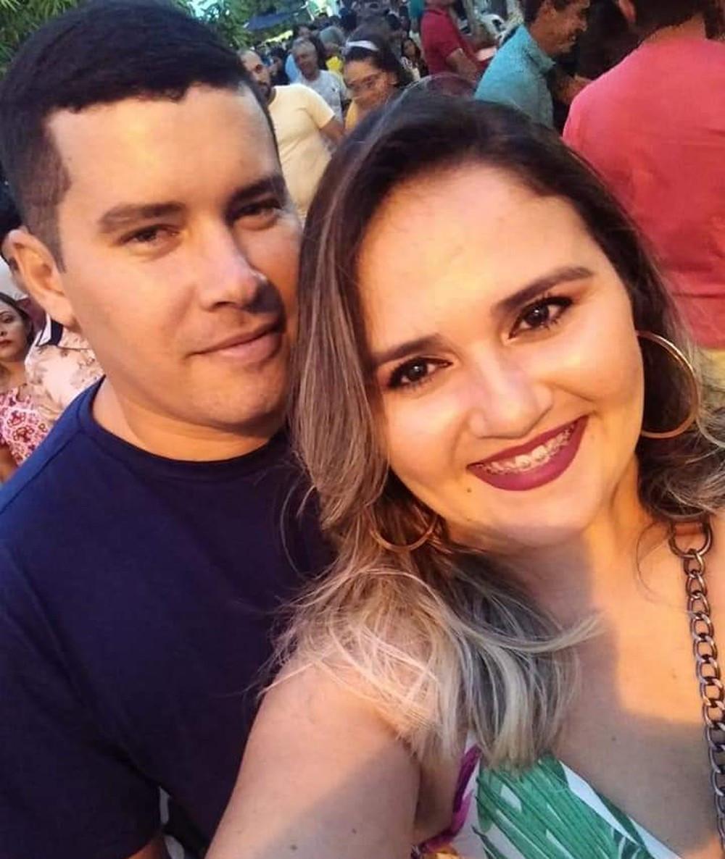 Casal morre após ser atingido por caminhão na BR-427, no interior do RN — Foto: Reprodução/Inter TV Cabugi