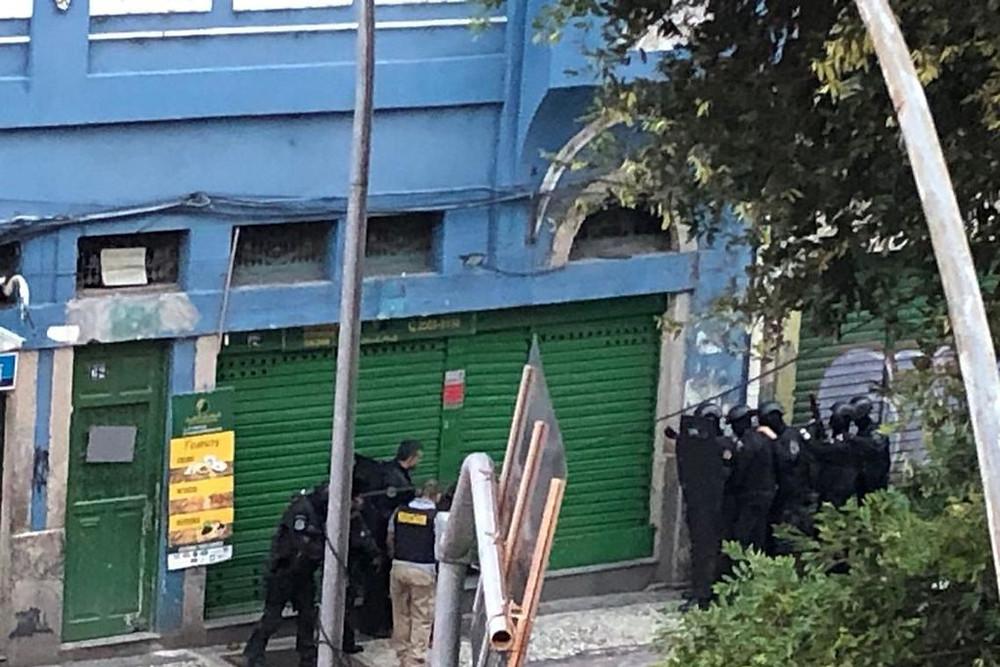 Todos os reféns foram liberados e polícia prende sequestrador