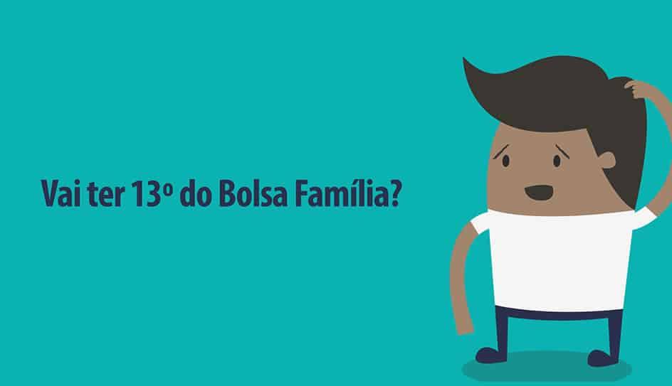 13º do Bolsa Família