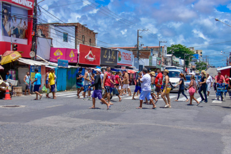Comércio do Alecrim, Natal-RN - Foto: Pedro Vitorino