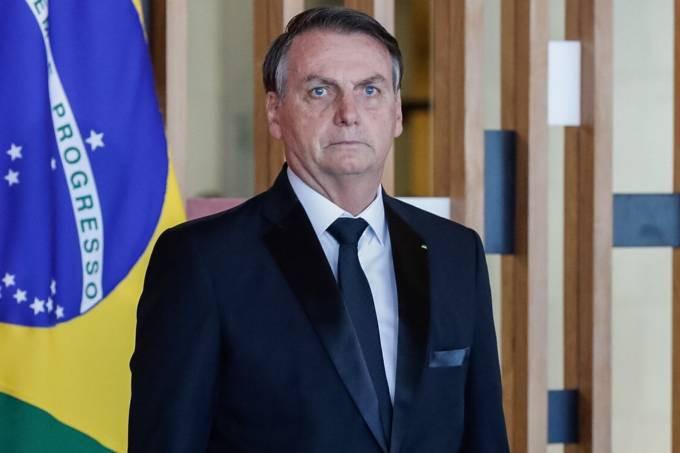 O presidente Jair Bolsonaro (Alan Santos/PR/Divulgação)