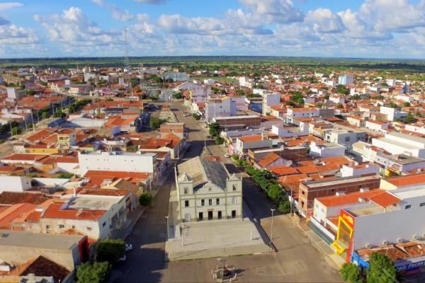 Dos municípios com menos de 100 mil habitantes, Apodi é o que aparece em pior situação