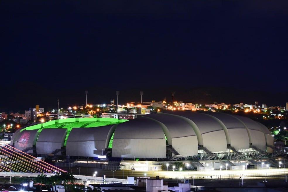 CPI vai apurar contrato firmado entre o Governo do Estado e a Arena das Dunas — Foto: @frameitnatal