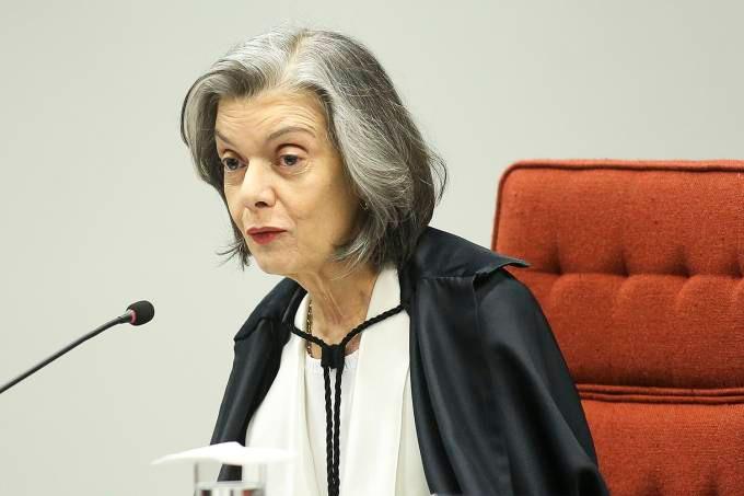 Ministra do STF Cármen Lúcia (Marcelo Camargo/Agência Brasil)