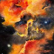 Drama in Space by Paula Hilton