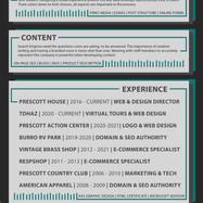 C. Vallee - Résumé Design by Casey Vallee (page 2)