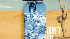 Mock-up Hydroflask Ad