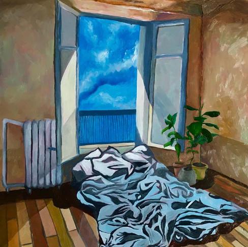 Left Behind by Arden Cherry