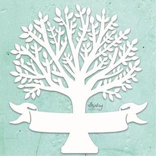 Mintay Chippies - Decor - Family Tree