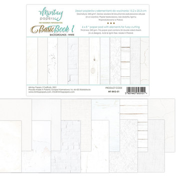 BASIC BOOK 1 - WHITE