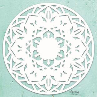 Mintay Chippies - Decor - Mandala