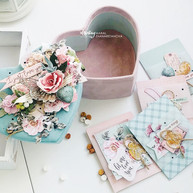 Love Letters - cards in a box