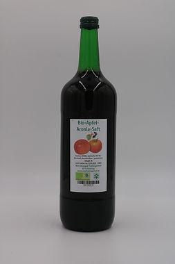 Bio-Apfel-Aronia-Saft
