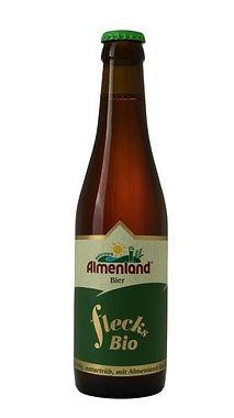 flecks Bio Almenland Bier