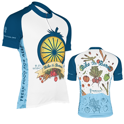 Bike the Barns Cycling Jersey
