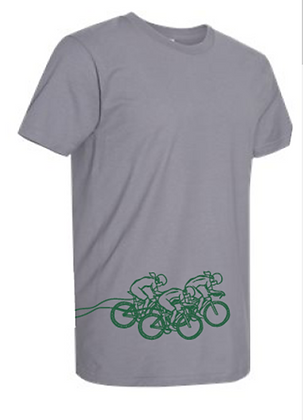 2018 Bike the Barns Tee