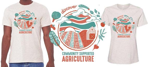 Discover CSA T-Shirt