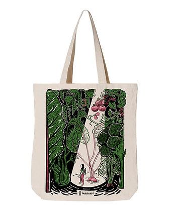 """Explore Your Local Foodscape"" Tote Bag"