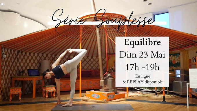 Serie Souplesse Equilibre