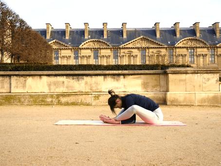 Le yin yoga pour lâcher-prise