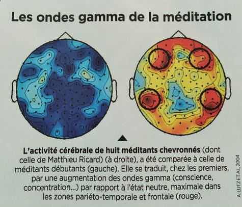 meditation benefices
