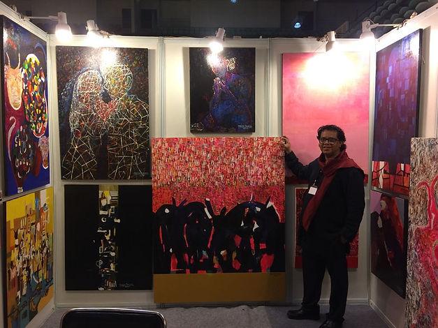 Mueen Saheed | India Art Festival