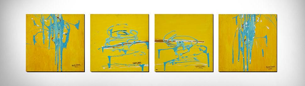 Mueen Saheed | Abstract Artist  |Contemporary art |modern art