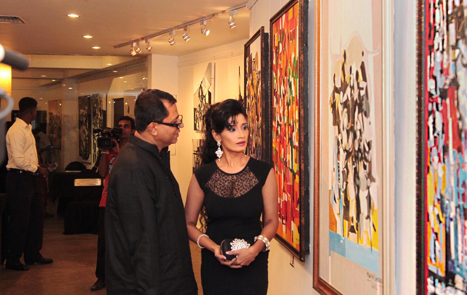 Mueen Saheed  | modern art |Modern J
