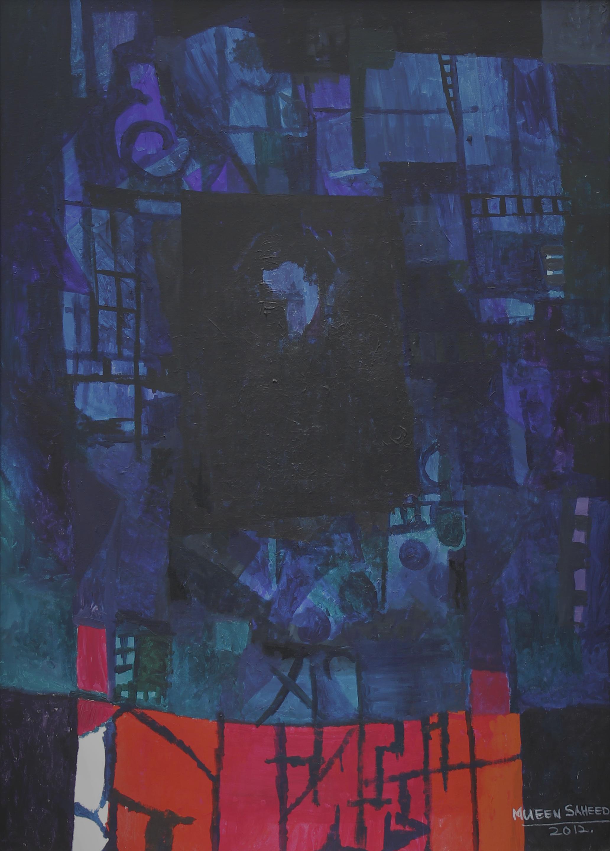 Mueen Saheed |Contemporary art