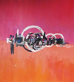 Mueen Saheed | Abstract Artist