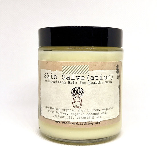 Skin Salve(ation) Moisturizing Balm for Healthy Skin