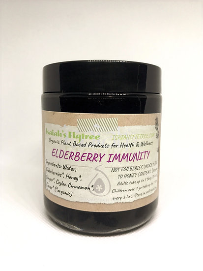 Elderberry Immunity
