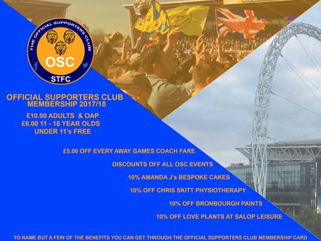 OSC Membership