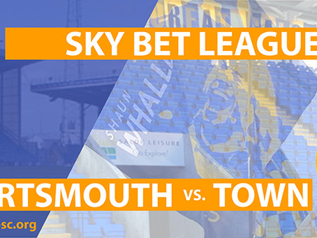 Second away day at Portsmouth