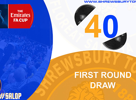 FA Cup 1st Round