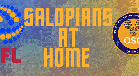 Salopians at Home