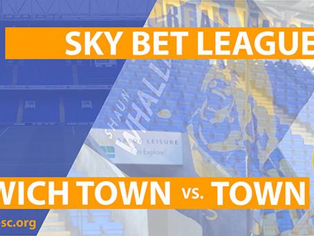 Ipswich Away