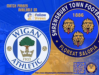Wigan at the Meadow is available on iFollow