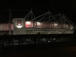 Stoke's Bet365 Stadium