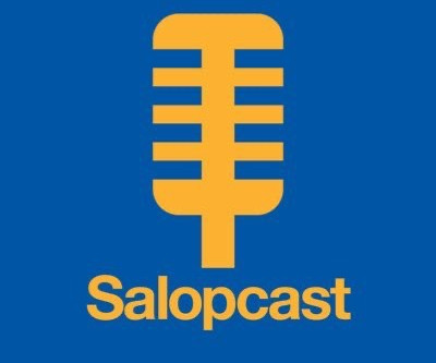 The Salopcast boys are back in town!