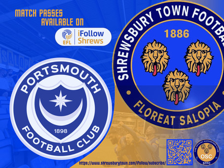 Portsmouth at the Meadow is available on iFollow